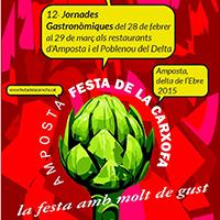 12es Jornades Gastronòmiques de la Carxofa