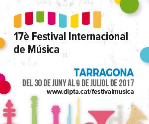 17è Festival Internacional de Música Tarragona