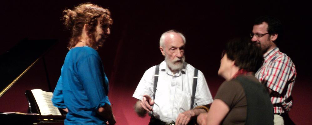Josep Soler a l'Auditori de Vinseum