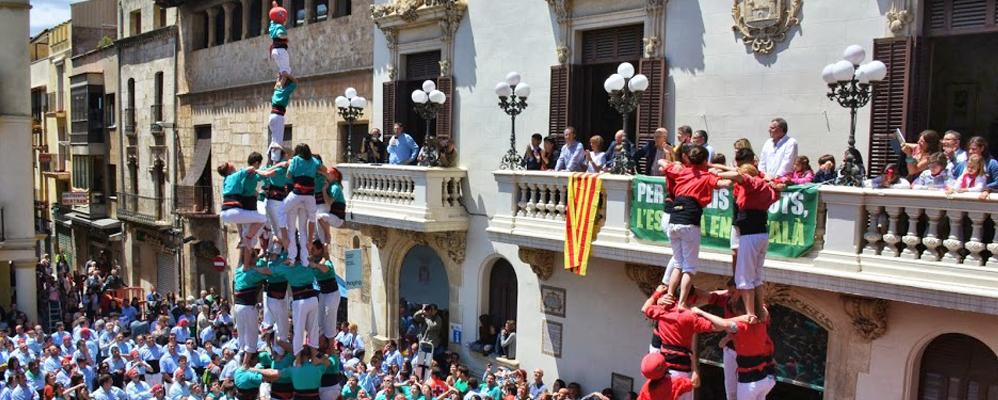 Diada de Fires de Maig a Vilafranca