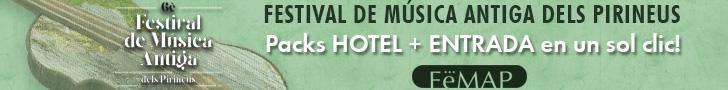 6è Festival de Música Antiga dels Pirineus