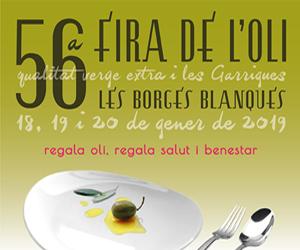 56a Fira de l'Oli Les Borges Blanques