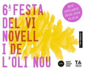 6a Festa del Vi Novell i de l'Oli Nou