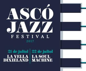 Ascó Jazz Festival 2017