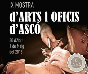 IX Mostra d'Arts i Oficis d'Ascó