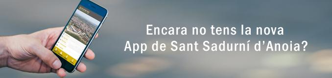 App Sant Sadurní d'Anoia