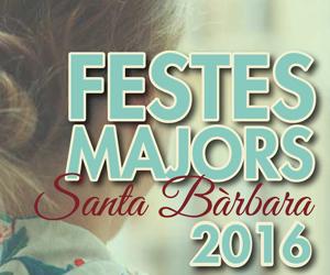 Festes Majors Santa Bàrbara 2016