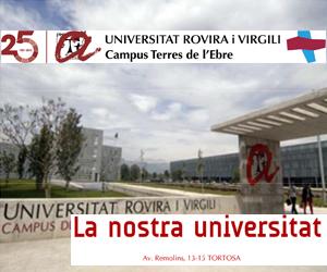 URV CTE - La nostra Univertsitat