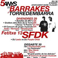 Barrakes de Torredembarra 2014