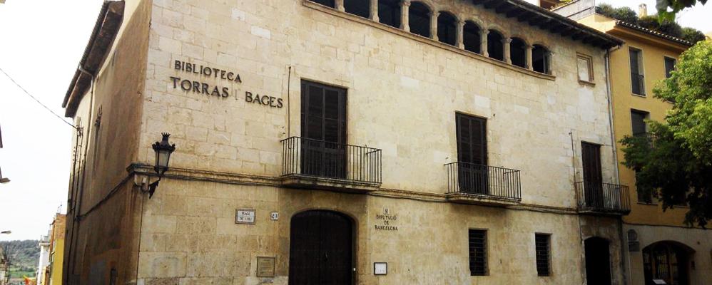 La Biblioteca Torras i Bages de Vilafranca