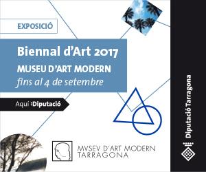Biennal d'Art 2017 - Museu d'Art Modern de Tarragona