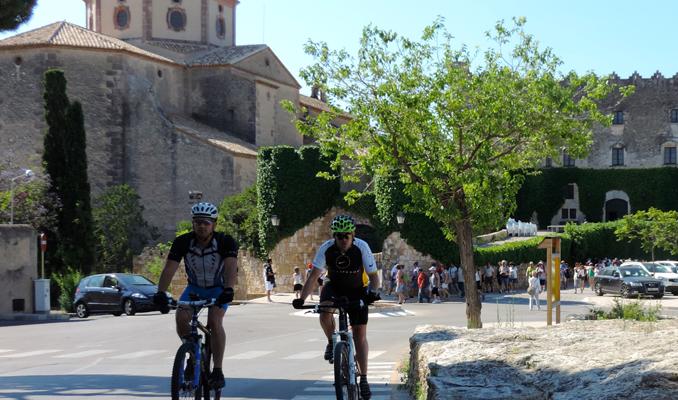 ciclisme, ciclista, Altafulla, bicicleta