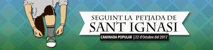 Seguint la Petjada de Sant Ignasi - Manresa