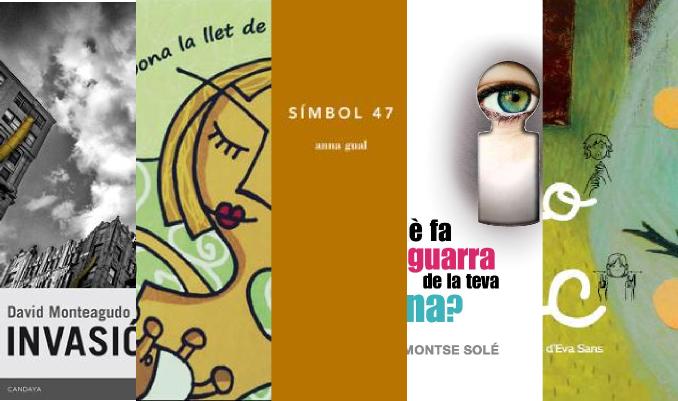 Les cinc recomanacions literàries de Surtdecasa Penedès