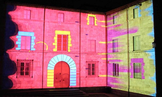Festival Internacional de Mapping de Girona