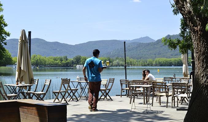 Terrasses amb encant del Gironès, Pla de l'Estany i La Selva