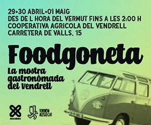 Foodgoneta - La mistra gastronòmica del Vendrell