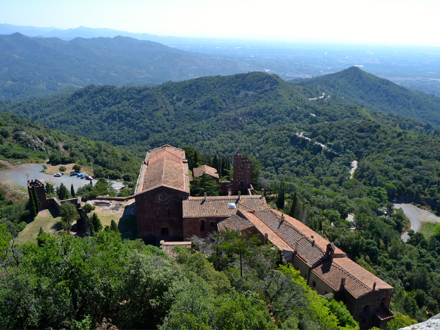 El Castell Monestir d'Escornalbou