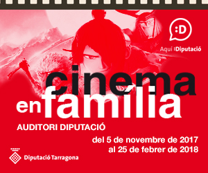Cinema en família - Auditori Diputació