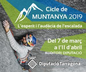 Cicle de Muntanya 2019