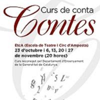 Curs de Conta Contes - EtcA