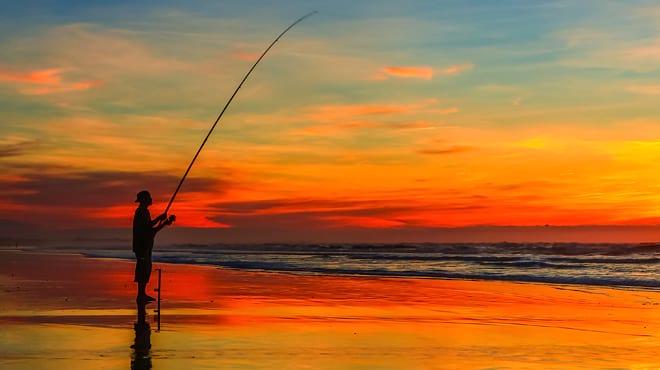 De pesca al Delta