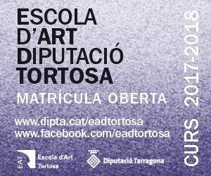 Escola d'Art Diputació Tortosa