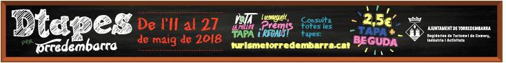DTapes per Torredembarra 2018
