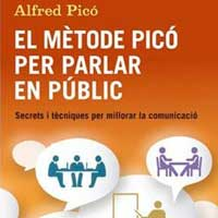 Llibre 'El mètode Picó per parlar en públic', d'Alfred Picó