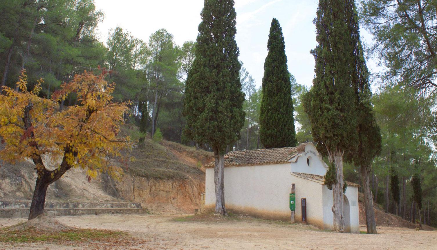 L'Ermita de Sant Antoni de la Torre de l'Espanyol