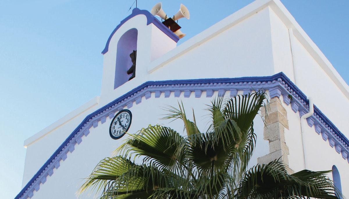 Església de Sant Pere de Les Cases d'Alcanar