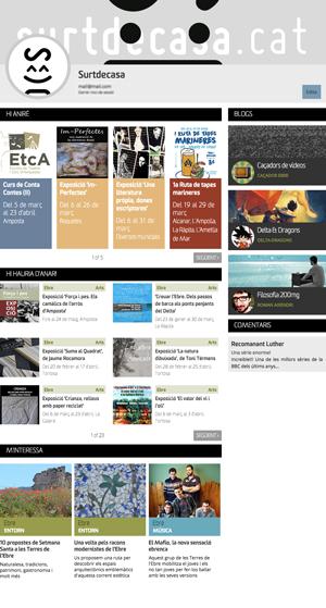 Exemple de pàgina d'usuari