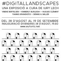 Exposició '#digitallandscapes'