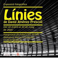 Exposició 'línies'