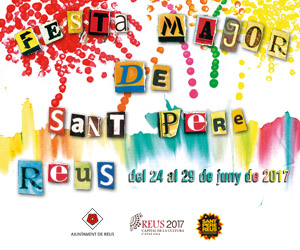 Fetsa Major de Sant Pere de Reus 2017