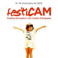 FesticAM 2015 - Festival de teatre i circ 'Ciutat d'Amposta'