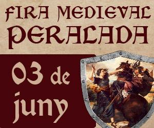 Fira Medieval Peralada 2018
