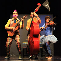 Espectacle infantil 'Flok!'