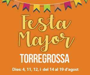 Festa Major Torregrossa 2018
