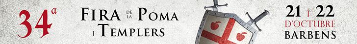 34a Fira de la Poma i Templers