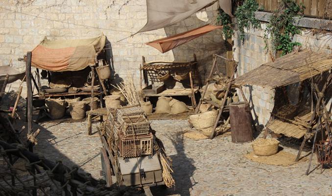 Decorat dels Banys Àrabs