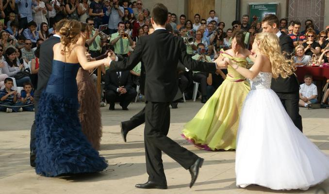 Festes del Roser a Vallbona d'Anoia