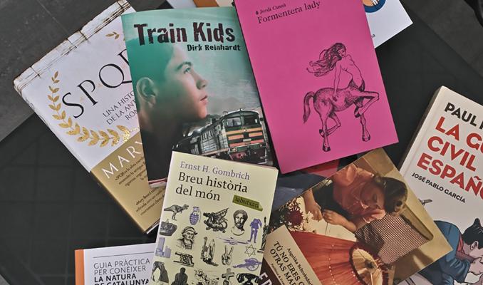 Recomanacions literàries d'agost