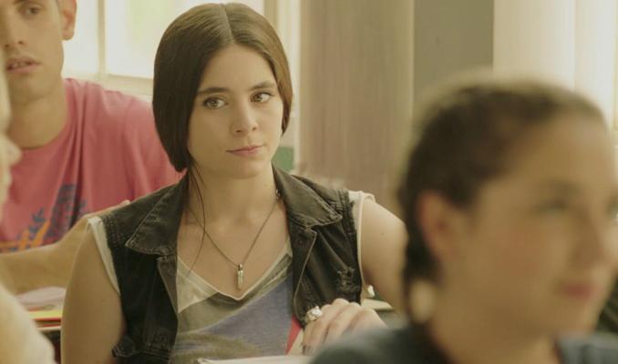 L'actriu Candela Antón (Berta Prats)