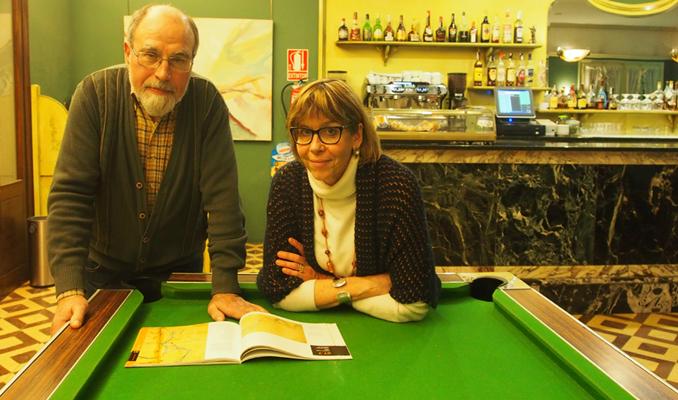 Isidre Surroca i Marta Bartrolí