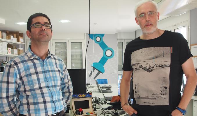 Andrés Mata i Sergi Horrillo de PensActius