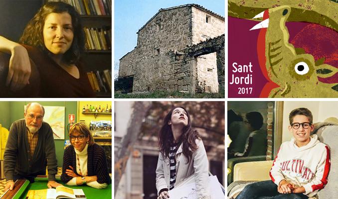Sant Jordi al Centre de Catalunya