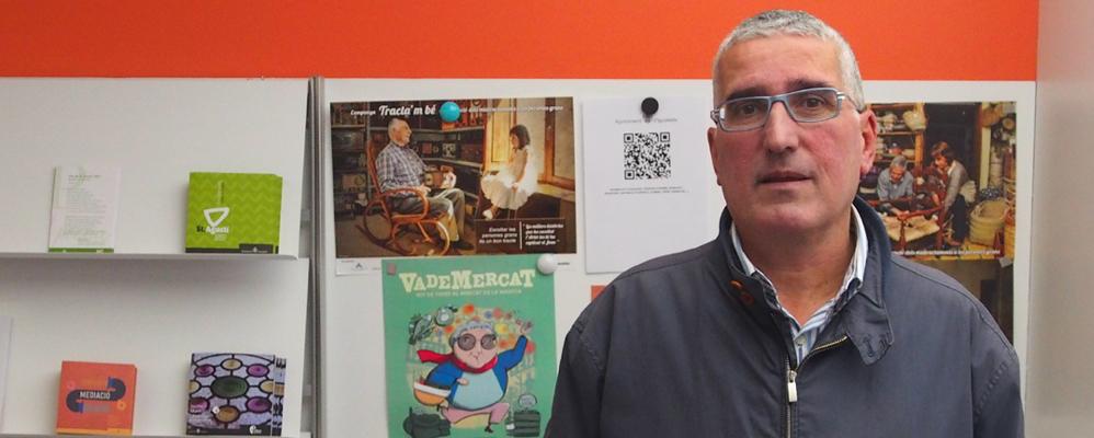 Joan Fontanella Roig, president de l'entitat VadeFoodies