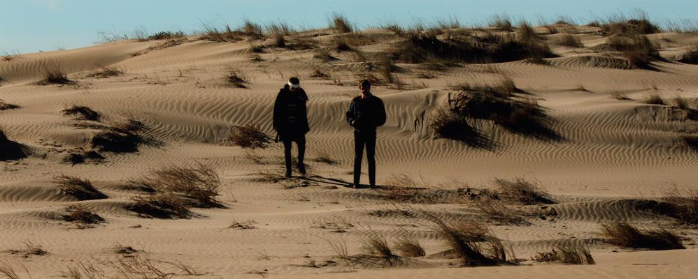 Imatge del duet Akkan, Gunsal Moreno i Marc Fernández | Font: Akkan