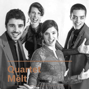 Concert, Quartet Mèlt, Grup Vocal, Festival Terrer, 2018